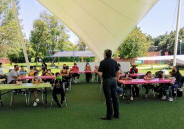 Concluyen actividades presenciales de verano en el Trompo Mágico