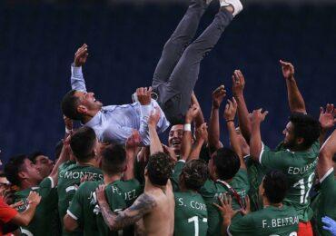 México consigue el bronce de fútbol en los JJOO