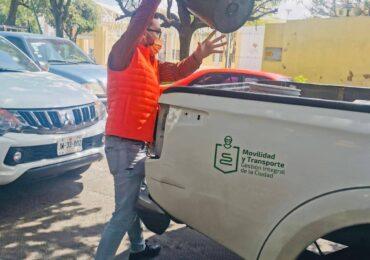 """El Gobierno de Guadalajara continúa los operativos para inhibir a """"apartalugares"""""""