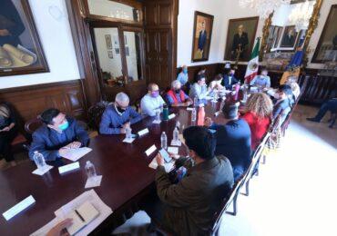 Participa el Gobierno de Jalisco en mesas de trabajo sobre el financiamiento de los partidos políticos