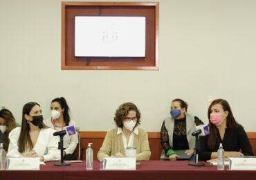 Inician mesas de trabajo para la iniciativa de la Red de Centros de Justicia para las Mujeres