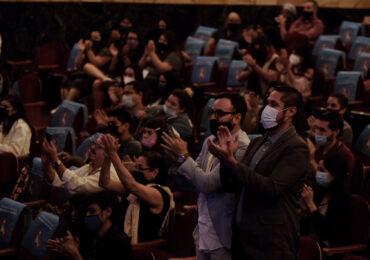 Llegó a su fin la edición 24 de la Muestra Estatal de Teatro