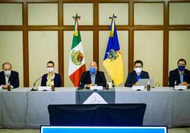 Se mantienen estables los casos de COVID-19 en Jalisco tras regreso a clases presenciales