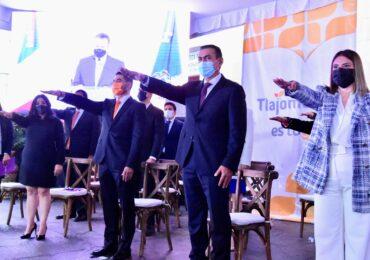 Rinde protesta Salvador Zamora, primer alcalde reelecto de Tlajomulco