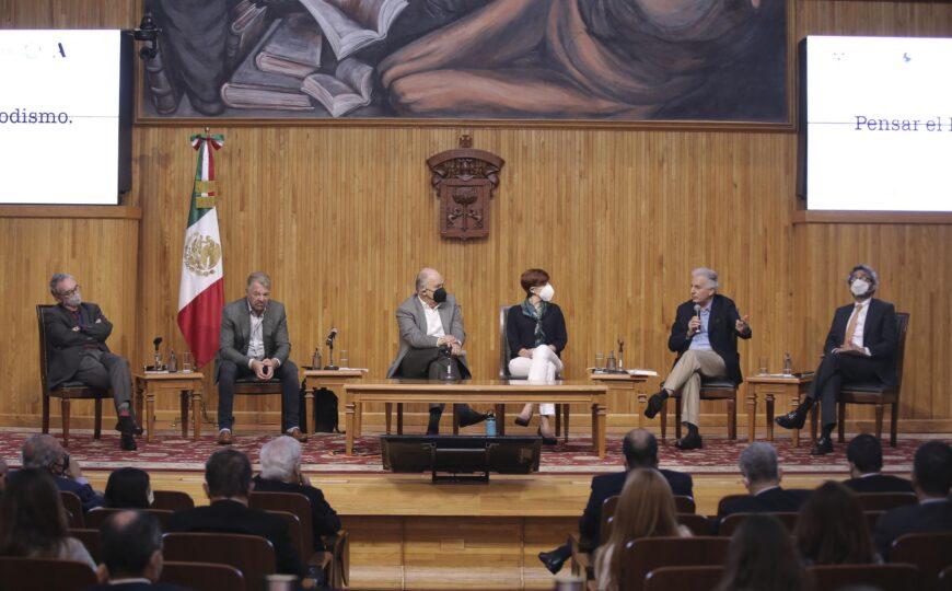 Debaten acerca de la libertad de expresión en México y Latinoamérica