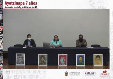 La desaparición forzada de los estudiantes de Ayotzinapa, resultado de un Estado descompuesto