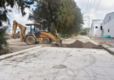 CONSTRUYE AYUNTAMIENTO DE TLAJOMULCO  MÁS RUTAS ALTERNAS EN BOSQUES DE SANTA ANITA