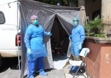 Inicia la 3ª jornada de pruebas de antígenos para detectar casos de COVID-19