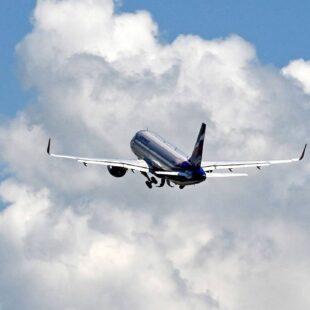 La aerolínea rusa Aeroflot recibe autorización para operar vuelos a México