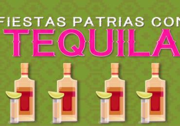 Recomendaciones para adquirir y consumir tequila en éstas Fiestas Patrias