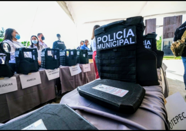 Logra Gobierno de Jalisco 80 por ciento de policías estatales y municipales capacitados