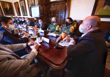Se integran los nuevos alcaldes del AMG al Consejo Estatal de Seguridad