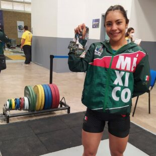 Inició el Panamericano Juvenil de Pesas, con preseas para México