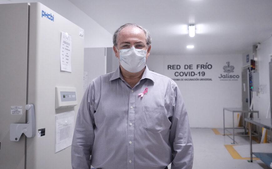 Dice  Secretaría de Salud Jalisco se mantiene la  tendencia a la baja en casos activos de COVID-19 en escuelas