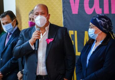Entrega Gobierno de Jalisco apoyos a mujeres con cáncer
