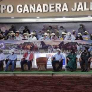 Inició la Expo Ganadera 2021, que se realizará del 21 de octubre al 14 de noviembre