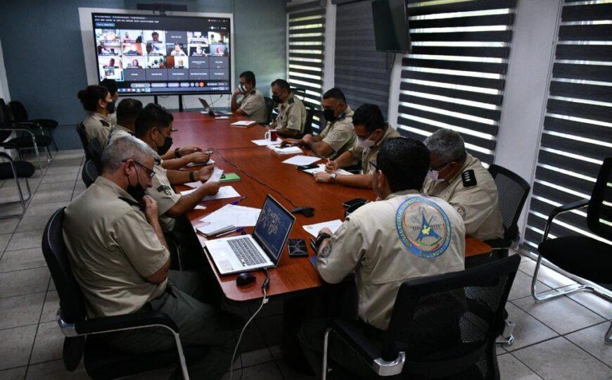 """Ante el paso de la tormenta tropical """"Pamela"""" por las costas de Jalisco, se prepara el Comité Estatal de Emergencias"""