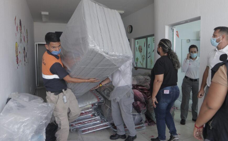 DIF Jalisco preparado ante las posibles lluvias ocasionadaspor tormenta Pamela